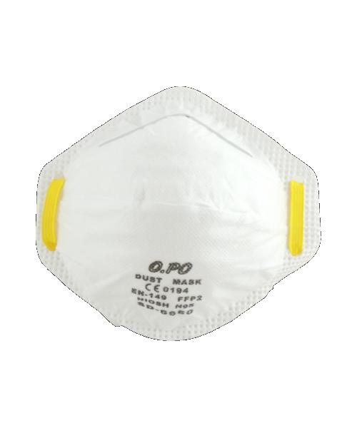 碗型活性碳口罩