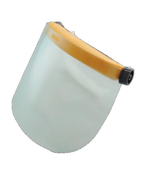 簡易式安全面罩
