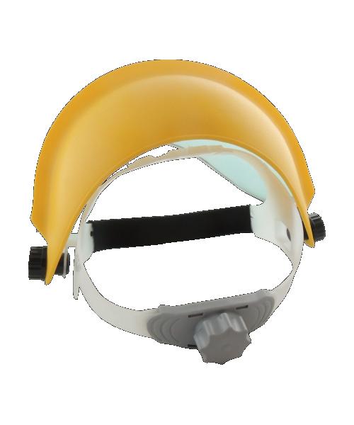 高級旋鈕式透明面罩組